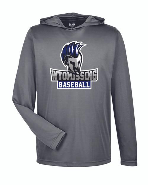 2019 New-Wyomissing Baseball Lightweight Performance Hoody