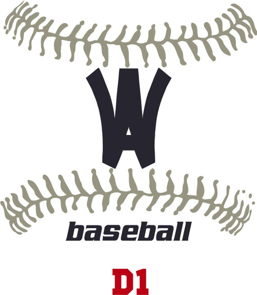 2019 New-Wyomissing Baseball Dry Fit Half Zip