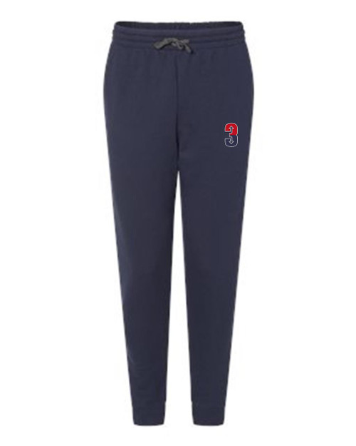 2019 New-3up 3down Pocketed Joggers