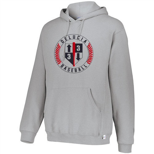 3up3down 9.3oz Russell Athletic Hoody