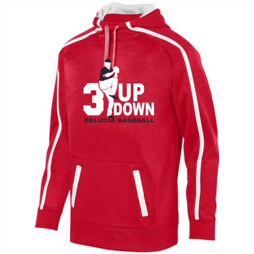 3up 3 down Tonal Dry Fit Hoody