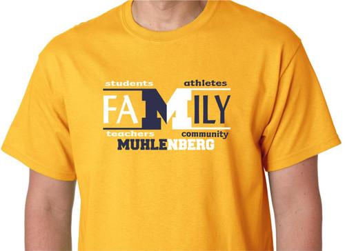 Muhlenberg Family T-shirt