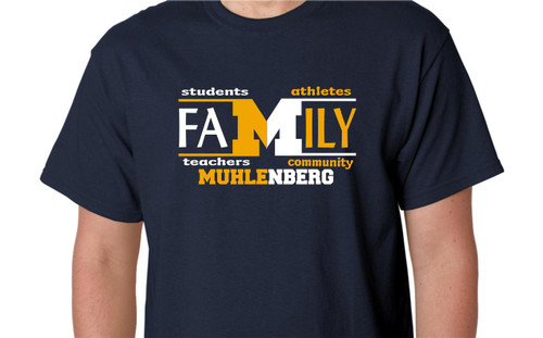 Muhlenberg Family T-shirt
