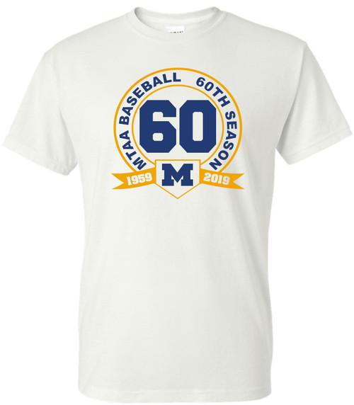 2019 MTAA 60th anniversary shirt