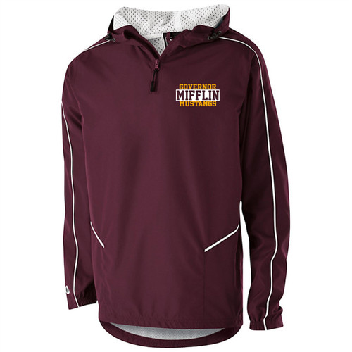 Governor Mifflin Wizard Jacket