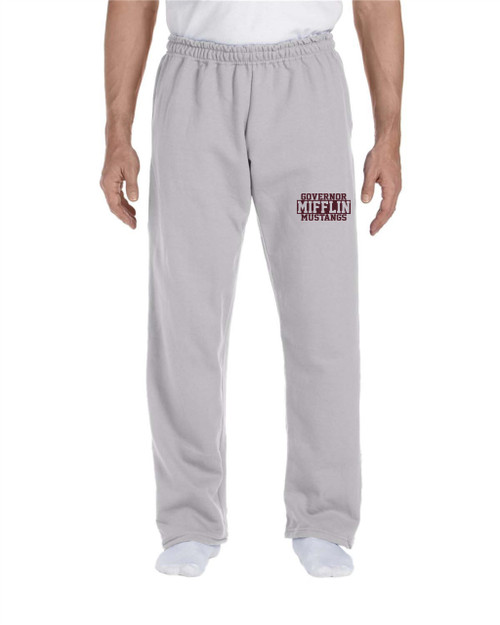 Governor Mifflin Pocketed Sweatpants