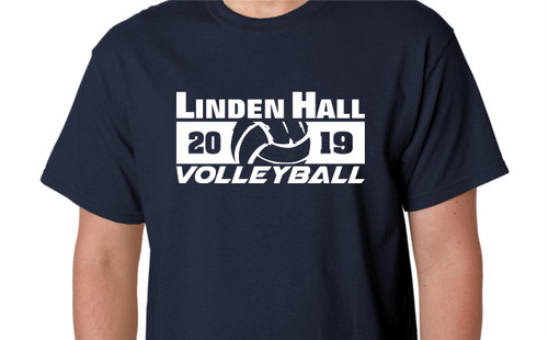 Linden Hall T-shirt