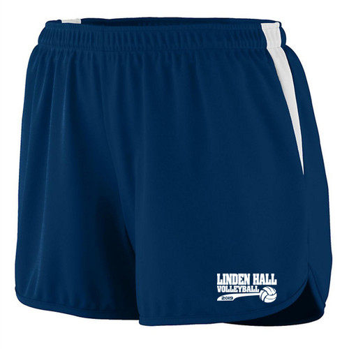 Linden Hall Volleyball Shorts
