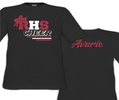 2019-RHS Cheer  T-shirt