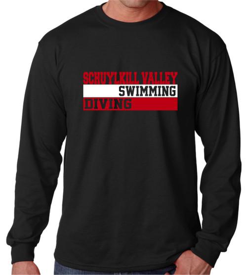 SV swim Long Sleeve T-shirt