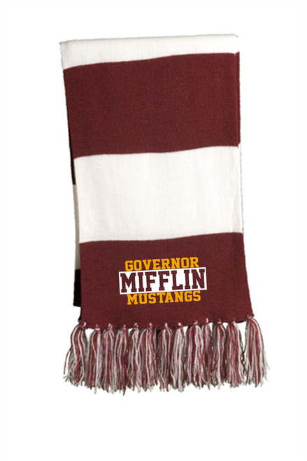 Governor Mifflin Knit Scarf