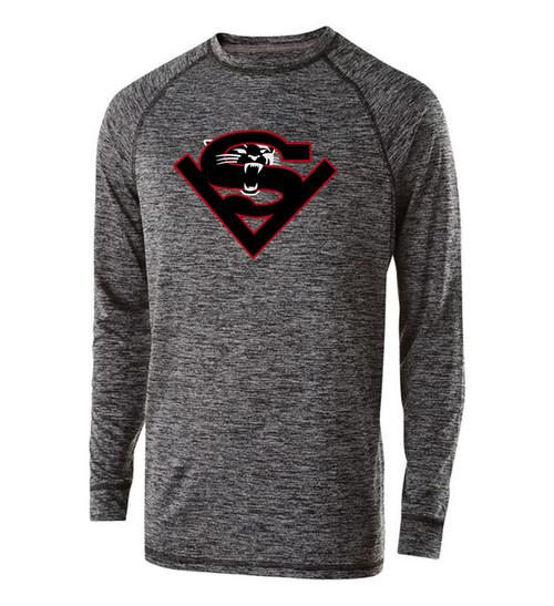SV Swim Blend Long Sleeve Dry Fit T-shirt