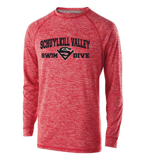 SV Swim Blend Long Sleeve Dry Fit T-shirt
