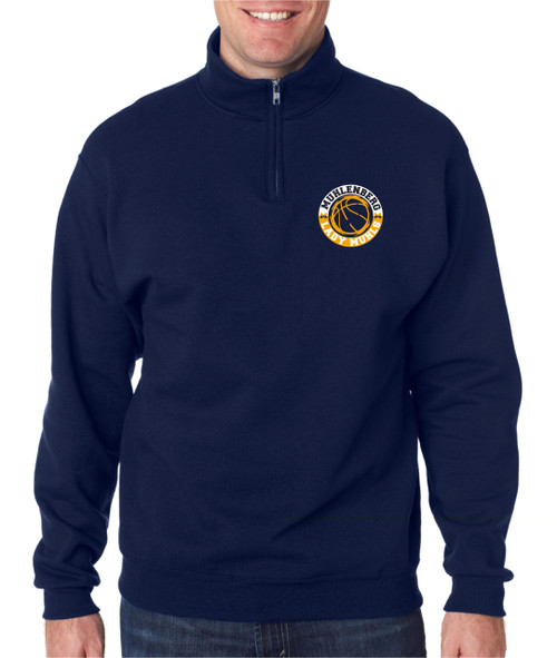 Lady Muhls Basketball Fleece QZ