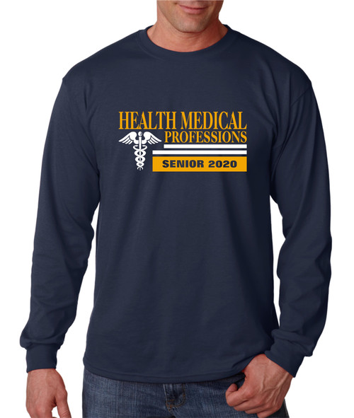 Muhlenberg HOSA Long Sleeve T-shirt
