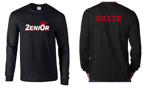RHS Senior 2020 Long Sleeve T-shirt