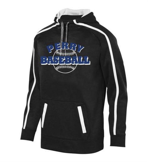 2020 New-Perry Baseball Tonal Dry Fit Hoody