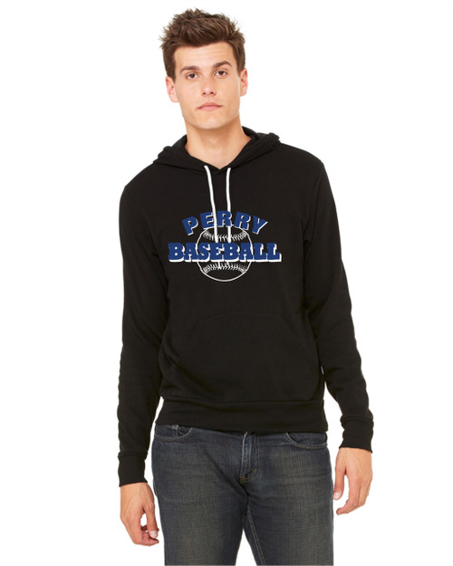 Perry Baseball Bella Fashion Hoody