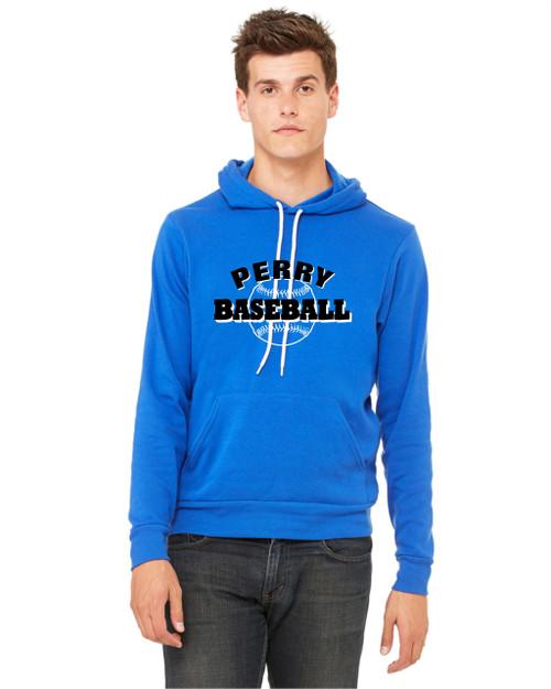 Perry Baseball Bella Fashion Hoody