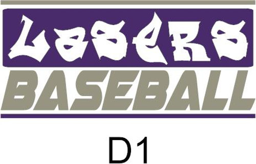 Lasers Baseball Dry Fit