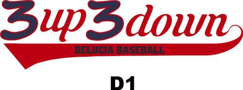 2020 New-3up3down Baseball Ladies Hoody