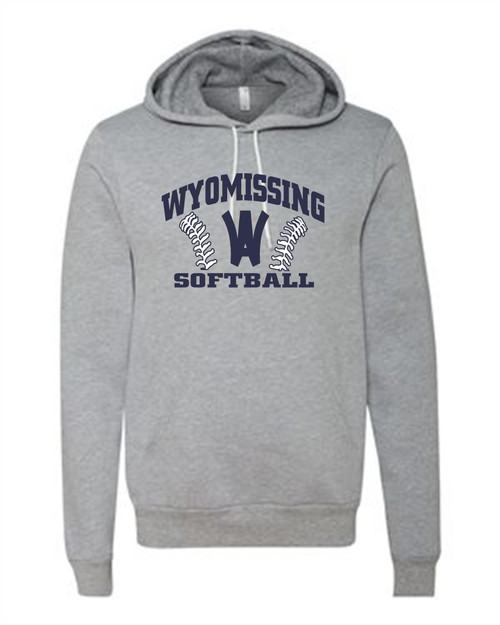 2020 New-Wyomissing Sofrball Bella Fashion Hoody