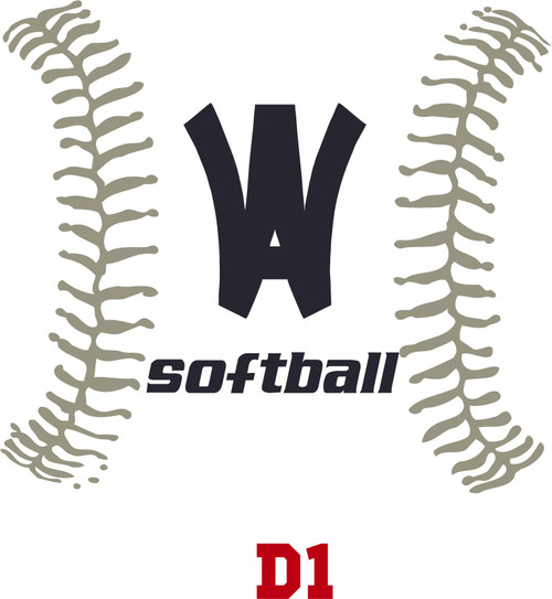 2020 New-Wyomissing Softball Triblend T-shirt