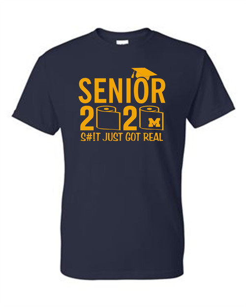 Muhlenberg Senior T-shirt D2