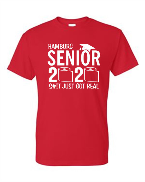 Hamburg Senior T-shirt