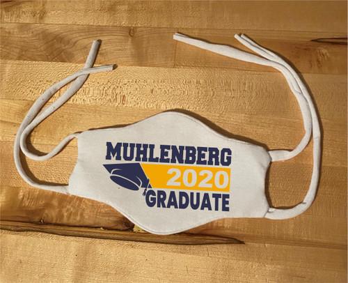 Muhlenberg Senior/Graduate Mask