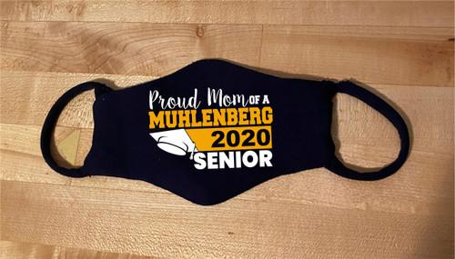 Muhlenberg Senior/Graduate Mom Mask