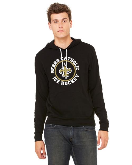 Berks Catholic Ice Hockey Bella Fashion Hoody