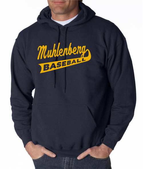 MTAA  Fundraiser Baseball Hoody