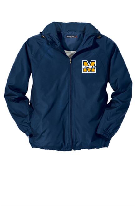 MTAA Fundraiser Softball Jacket