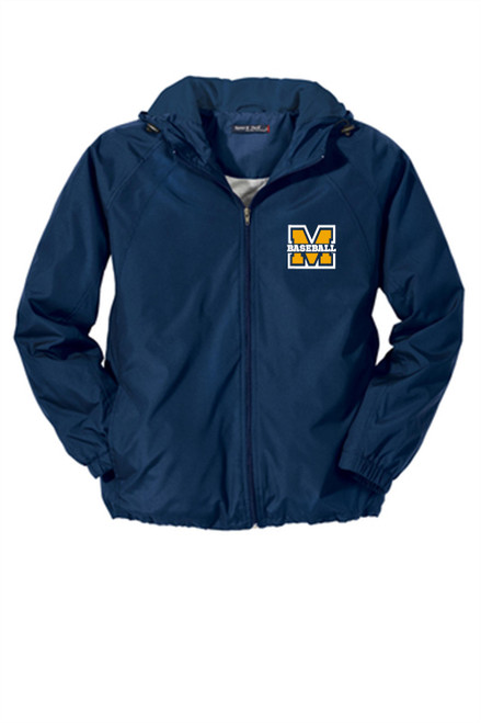 MTAA  Fundraiser Baseball Jacket