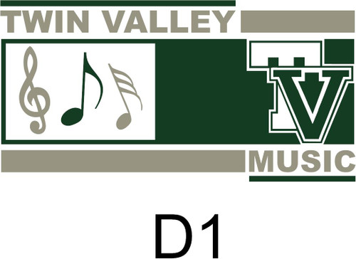 Twin Valley Music  T-shirt