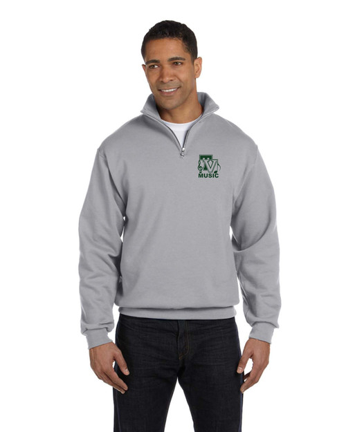 Twin Valley Music Fleece QZ
