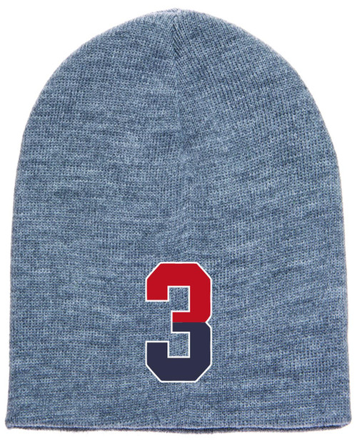 2021 New-3up 3down  beanie