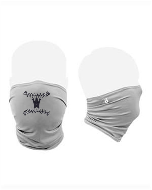 Wyomissing Baseball or Softball Gator Dry Fit Mask