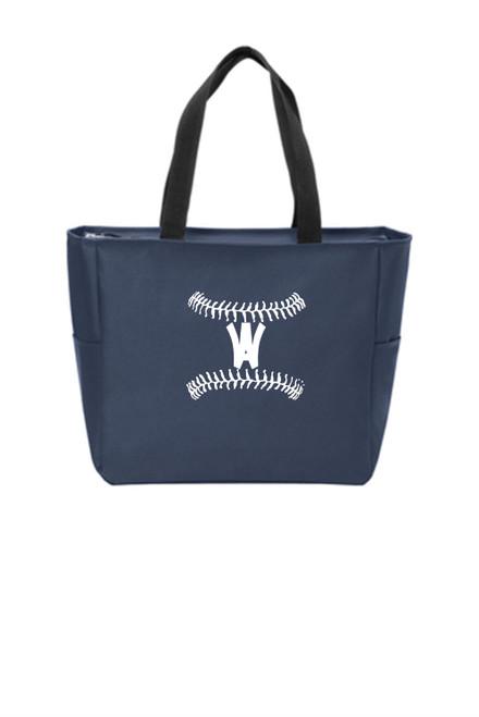 Wyomissing Baseball or Softball Tote Bag