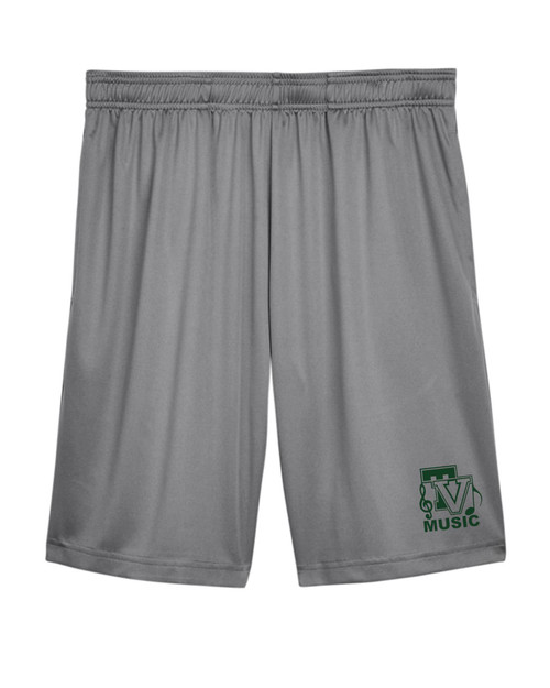 Twin Valley Music Dry Fit Pocketed shorts-all sizes