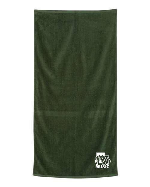 Twin Valley Music Beach Towel
