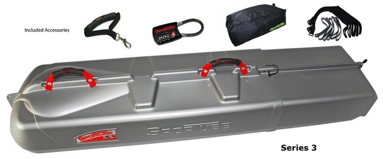 Sportube Roof Rack Packs