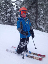 Have You Seen a 6 Year Old Do This?  Watch Him Shred Big Sky and Jackson Hole!