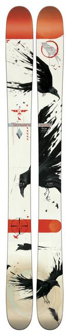 Line Sir Francis Bacon shorty junior skis