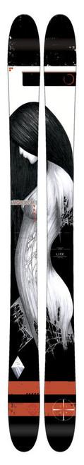 Line Mordecai skis