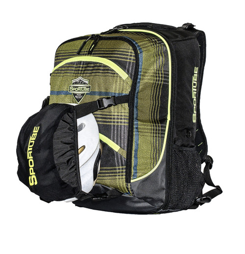 Sportube Overheader Ski Boot Backpack