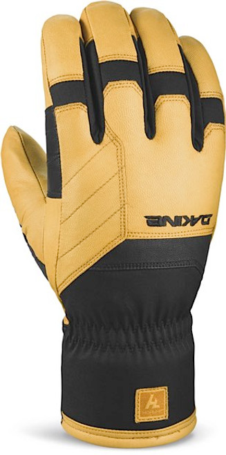 Dakine Durango ski gloves natural