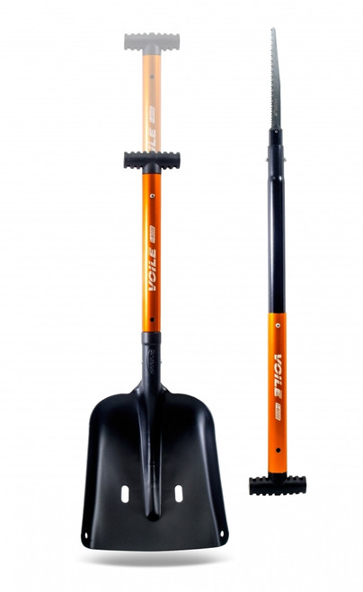 Voile T-Wood Avalanche Shovel