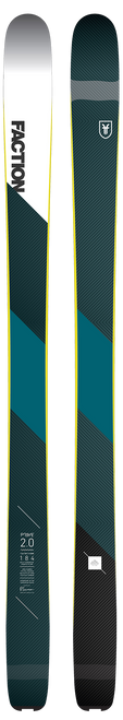 Faction Prime 2.0 Skis